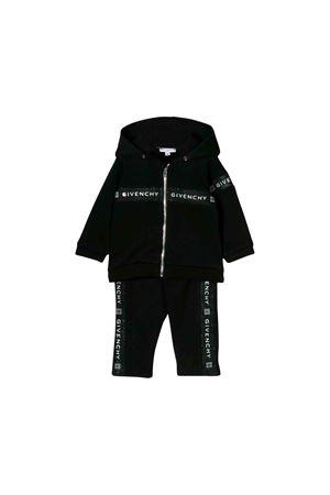 Black Givenchy kids sports suit Givenchy Kids | 42 | H0802009B