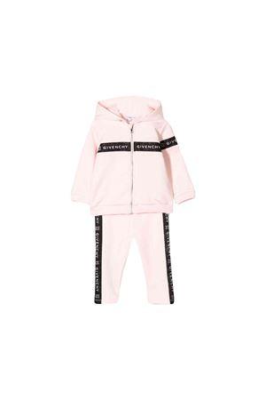 Tuta rosa bambina Givenchy kids Givenchy Kids | 42 | H0802045S