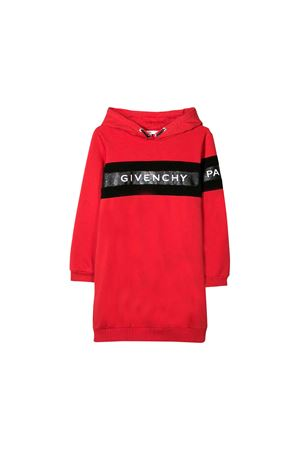 RED GIRL DRESS GIVENCHY KIDS  Givenchy Kids | -675681197 | H12103991
