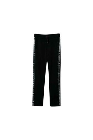 GIVENCHY KIDS BLACK TROUSERS  Givenchy Kids | 9 | H1406109B
