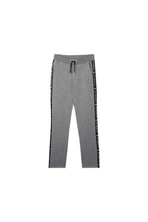 GRAY GIVENCHY KIDS TROUSERS  Givenchy Kids | 9 | H14061A47