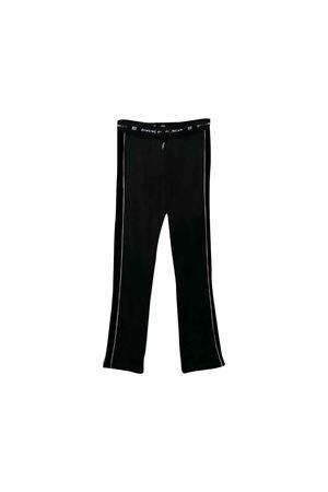 BLACK GIVENCHY KIDS PANTS Givenchy Kids   9   H1406209B