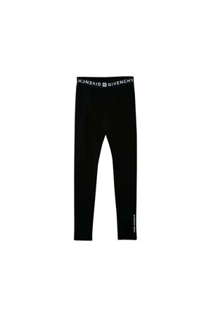 BLACK LEGGINS GIVENCHY KIDS TEEN  Givenchy Kids | 411469946 | H1406409BT