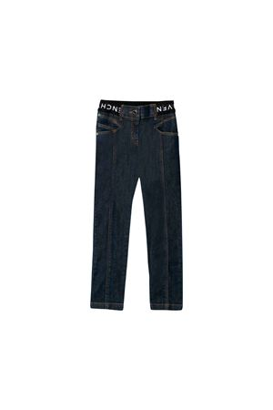 GRAY JEANS GIVENCHY KIDS TEEN  Givenchy Kids | 9 | H14067Z02T