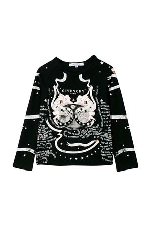 Givenchy kids teen black sweater  Givenchy Kids | 8 | H1512909BT