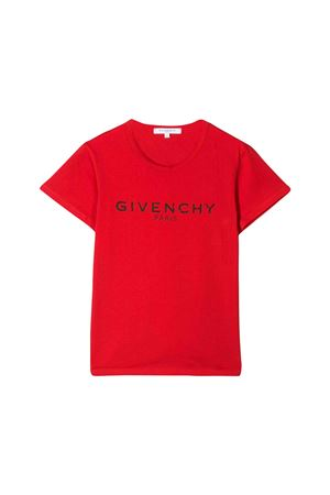 RED T-SHIRT BABY GIVENCHY KID Givenchy Kids | 8 | H15F87991