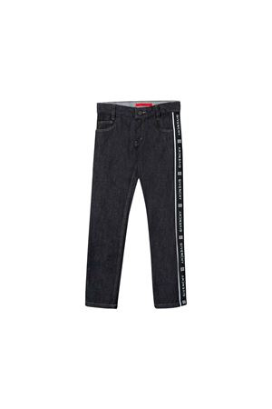 GRAY JEANS GIVENCHY KIDS TEEN  Givenchy Kids | 9 | H24057Z09T