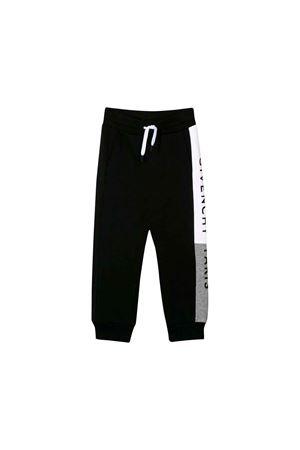 JOGGING PANTS GIVENCHY KIDS BLACK TEEN  Givenchy Kids | 9 | H2405809BT
