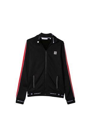 Black sport jacket Givenchy kids  Givenchy Kids | 3 | H2512109B