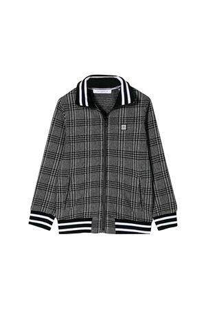 Gray Givenchy kids jacket  Givenchy Kids | 39 | H25123Z40