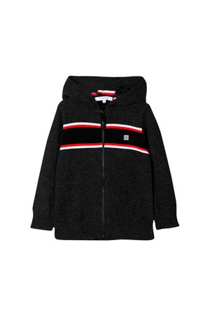 Black kids sweatshirt Givenchy kids teen  Givenchy Kids | 39 | H25125A99T
