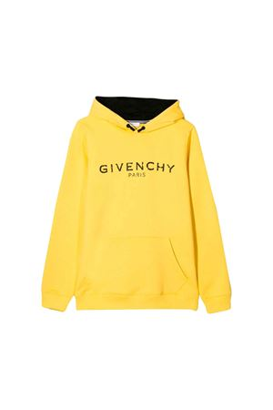 YELLOW SWEATSHIRT MSGM KIDS TEEN  Givenchy Kids | -108764232 | H25146560T