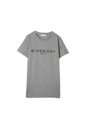 Gray T-shirt Givenchy kids  Givenchy Kids | 8 | H25147A47