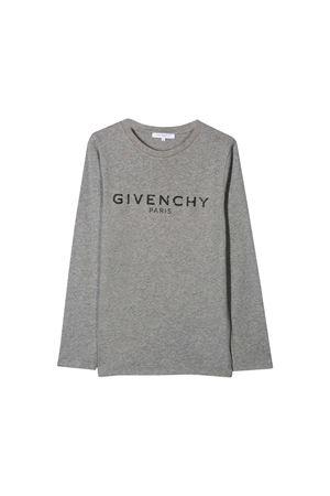 Gray T-shirt Givenchy kids  Givenchy Kids | 8 | H25148A47