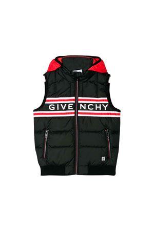 BLACK JACKET GIVENCHY KIDS  Givenchy Kids | 783955909 | H2604009BT