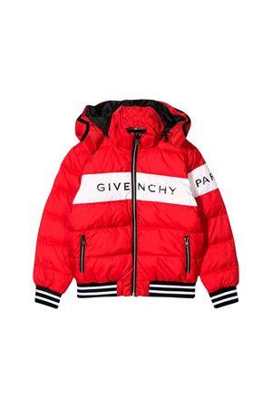 Piumino rosso bambino Givenchy kids Givenchy Kids | 783955909 | H26041991