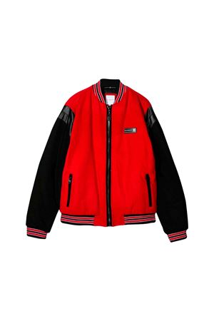 Givenchy red kids teen jacket  Givenchy Kids | 13 | H26045M99T