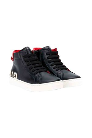 Black high sneakers Givenchy kids  Givenchy Kids | 12 | H2902109B
