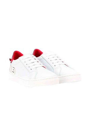 White Givenchy kids sneakers  Givenchy Kids | 12 | H2902310B