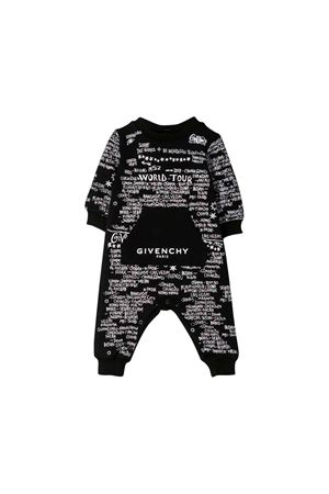 Givenchy kids newborn baby black suit  Givenchy Kids | -1617276553 | H9404109B
