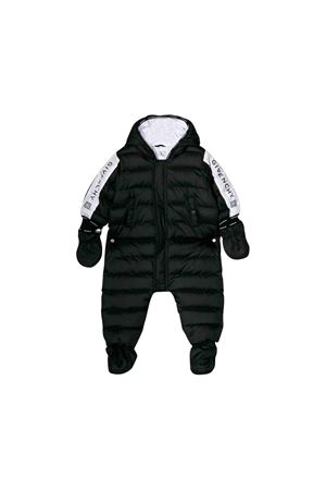 Black baby suit Givenchy kids  Givenchy Kids | -1617276553 | H9601409B