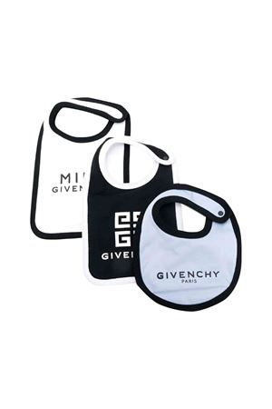 Set of three Givenchy kids bibs  Givenchy Kids | -546332730 | H9805877D
