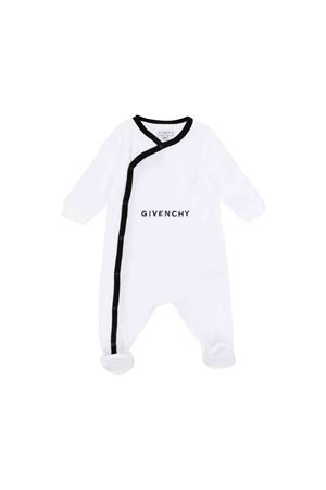 White Givenchy kids newborn s Givenchy Kids | 1491434083 | H9806310B