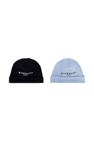 Due berretti Givenchy Kids Givenchy Kids | 75988881 | H98067M58