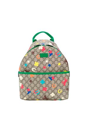Gucci kids sand-colored dome backpack  GUCCI KIDS | 279895521 | 271327HS0BN9863