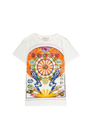 Gucci kids white kids t-shirt  GUCCI KIDS | 8 | 547559XJBC49061