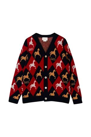 Gucci Kids cardigan  GUCCI KIDS | 39 | 565915XKAPM6527