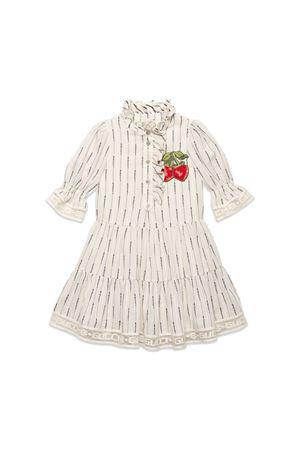GUCCI KIDS WHITE DRESS  GUCCI KIDS | 11 | 570929ZAB8H9034
