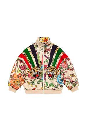 Gucci kids girl ivory jacket  GUCCI KIDS | -108764232 | 571697XJAD69381