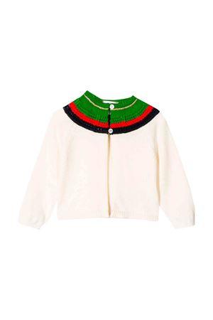 Gucci kids white baby cardigan  GUCCI KIDS | 39 | 571711XKATT9061