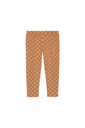 Gucci kids sand trousers GUCCI KIDS | 9 | 574015XWAEZ9559