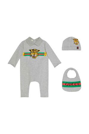 Gucci newborn set kids  GUCCI KIDS | 75988882 | 575145XJBBV1135