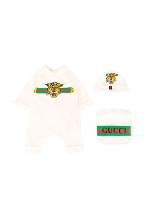 Gucci newborn set GUCCI KIDS | 75988882 | 575145XJBBV9133