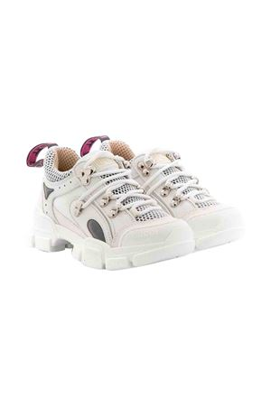 White sneakers Gucci kids GUCCI KIDS | 12 | 579202GGZD09087