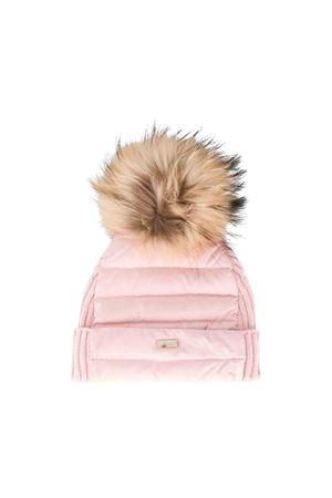 Pink beret Herno kids  HERNO KIDS | 75988881 | BER003G195104000