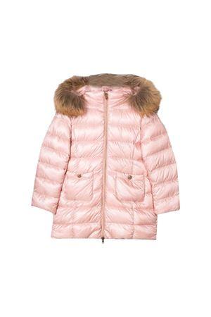 Pink down jacket Herno kids HERNO KIDS | 783955909 | PI0048G120174011