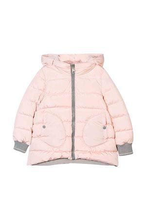 Pink down jacket Herno kids  HERNO KIDS | 783955909 | PI0058G195104000
