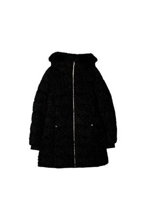 Herno kids teen black fur coat HERNO KIDS | 783955909 | PI0070G122609300T