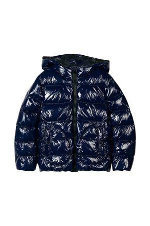 Blue down jacket Herno kids HERNO KIDS | 783955909 | PI0071B122209201