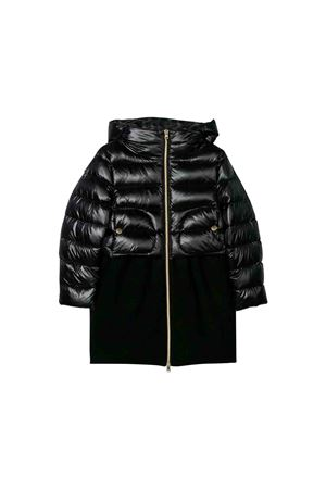 Black down jacket Herno kids  HERNO KIDS | 783955909 | PI0076G396019300
