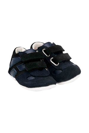 Blue newborn sneakers Hogan kids HOGAN KIDS | 12 | HXB0570Z330IBQ2968