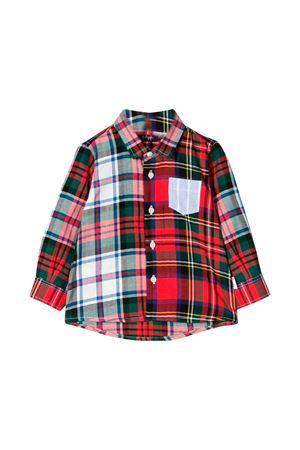 Il Gufo kids tartan shirt IL GUFO | 6 | CL164C31091037