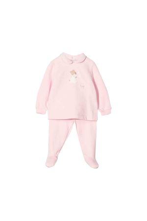 Newborn pink baby suit Il Gufo kids IL GUFO | 42 | DP312M00933131
