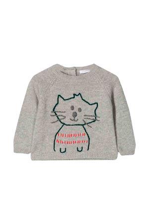 Gray sweater Il Gufo kids IL GUFO | 7 | MA284EM2200757