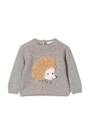 Green sweater Il Gufo kids IL GUFO | 7 | MA285EM2200714