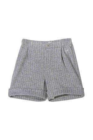 Gray shorts Il Gufo kids  IL GUFO | 5 | PB102M1075072